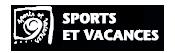 Sports et Vacances
